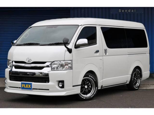 トヨタ 4WD TSS付 内装架装アレンジR1