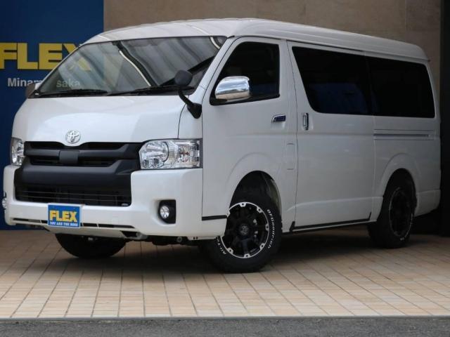 トヨタ 2.7 GL ロング ミドルルーフ 4WD ワゴンGL4WD