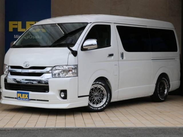 トヨタ 2.7 GL ロング ミドルルーフ TSS付Ver2