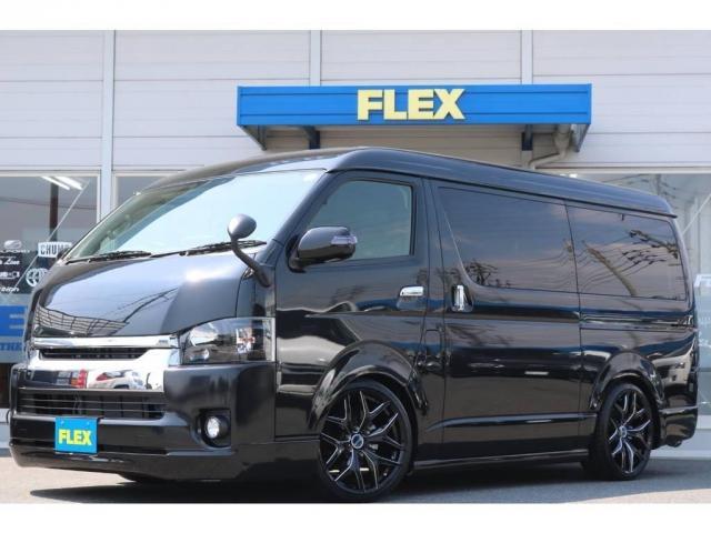 トヨタ 2.7 GL ロング ファインテック COBRA/FLEX