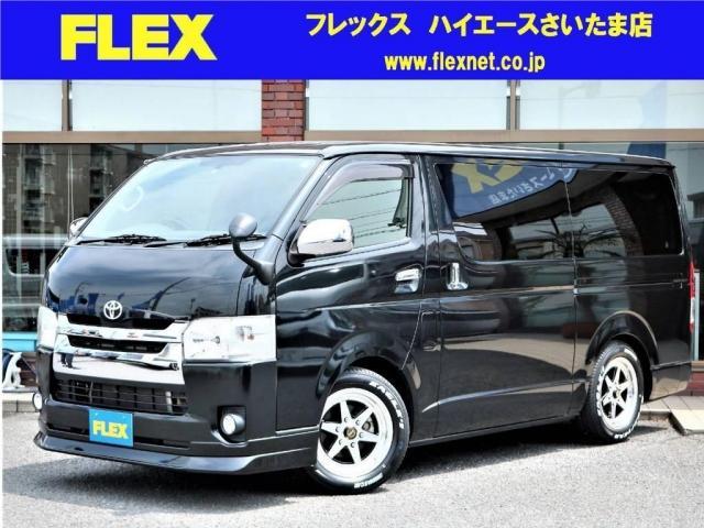 トヨタ 2.0 スーパーGL ロングボディ 4型 パワースライドドア