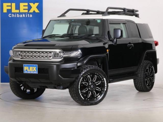 4.0 ブラックカラーパッケージ 4WD プロジェクターヘッ(1枚目)