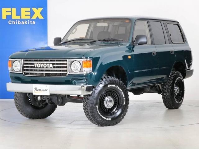 トヨタ 4.5 VXリミテッド 4WD 『86』60フェイスチェンジ