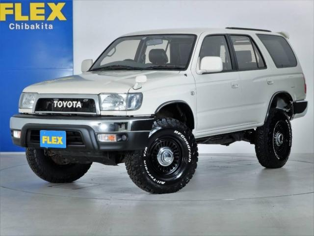 トヨタ 2.7 SSR-X ワイドボディ 4WD ニューペイント ペ