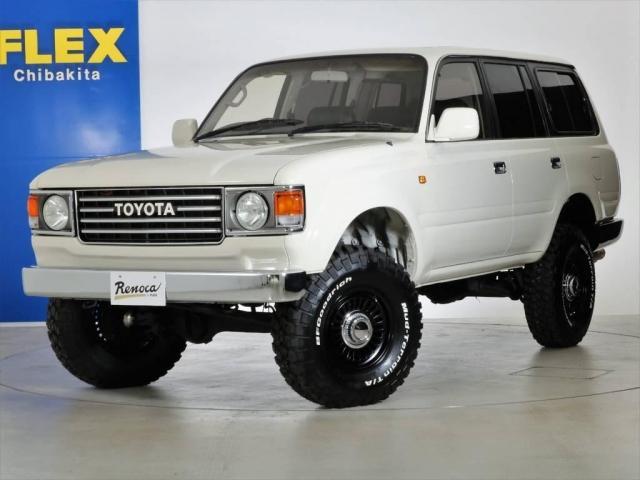 トヨタ 4.5 VXリミテッド 4WD 『86』60フェイス 3イン