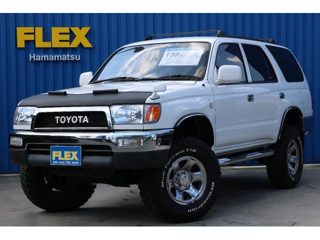 トヨタ 2.7 SSR-X 4WD 2インチリフトUP  US仕様