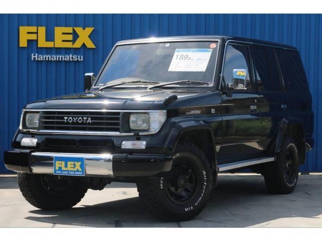 トヨタ 3.0 SXワイド ディーゼルターボ 4WD ブラックオール