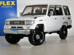 ランドクルーザープラド3.0 SX ディーゼルターボ 4WD NOX・PM法適合車