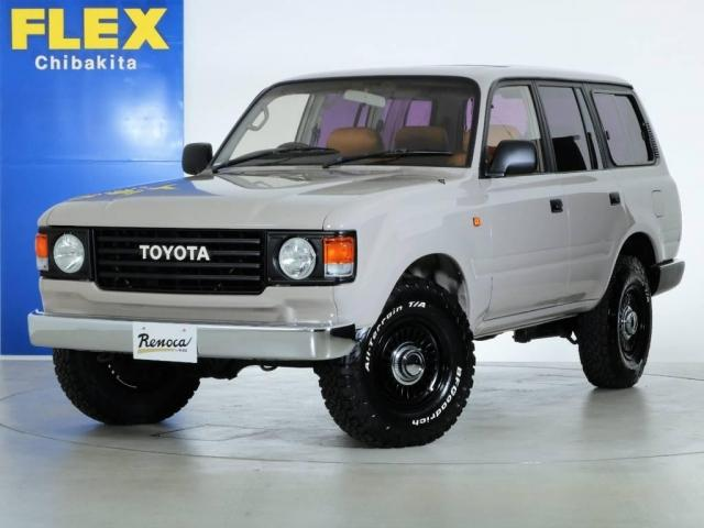 トヨタ 4.5 VXリミテッド 4WD