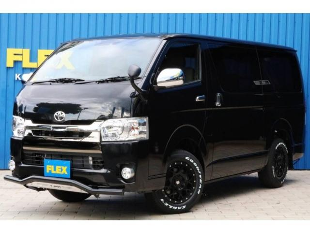 トヨタ スーパーGL50TH ANV LTD ジャオスアゲ風カスタム