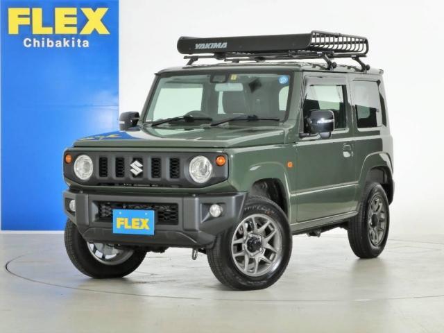 スズキ 660 XC 4WD 8インチナビ バックカメラ ETC