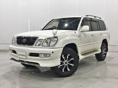 ランドクルーザー1004.7 4WD リフトアップ公認