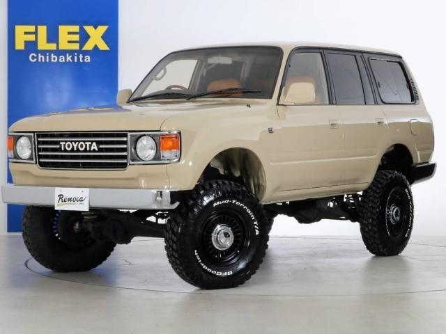 トヨタ 4.5 VXリミテッド 4WD 丸目 60フェイス