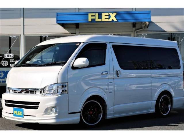 トヨタ 2.7 GL ロング ミドルルーフ WALD FLEX