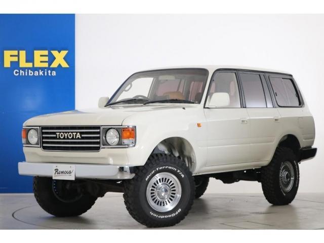 4.5 VXリミテッド 4WD カルフォルニアAWBFタイヤ