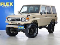ランドクルーザー704.2 LX ディーゼル 4WD NOX・PM法適合車 76