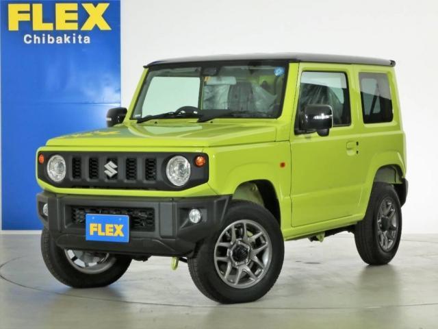 スズキ 660 XC 4WD 届出済未使用車 8インチナビ