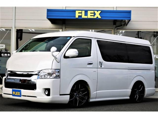 トヨタ 2.7 GL ロング ミドルルーフ ファインテック GIBS