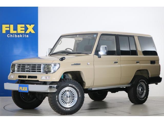 トヨタ 3.0 SXワイド ディーゼルターボ 4WD NOX・PM法
