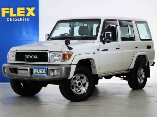 トヨタ 4.0 4WD