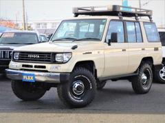 ランドクルーザープラド3.0 LX ディーゼルターボ 4WD 5速マニュアル ルー
