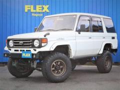 ランドクルーザー704.2 ZX ディーゼル 4WD