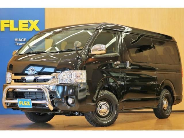 トヨタ 2.7 GL ロング ミドルルーフ 4WD TSS付ワイルド