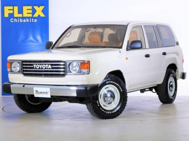 トヨタ 4.7 VXリミテッド 4WD 106 SDナビ ETC