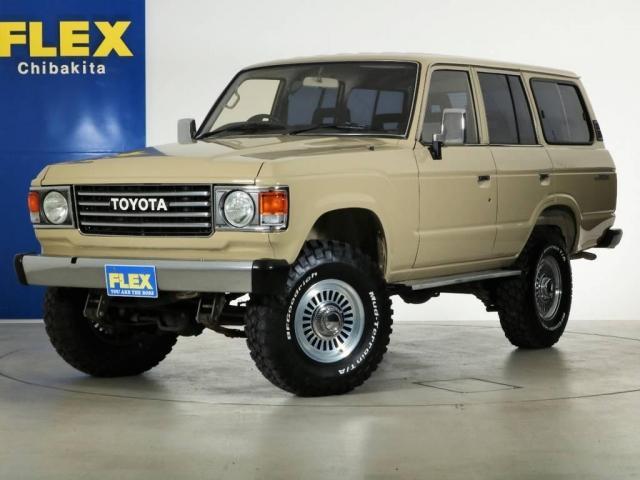 トヨタ 4.0 VX ハイルーフ 4WD ロールーフ 丸目 カルフォ