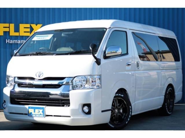 トヨタ フレックスオリジナル 内装アレンジR1架装