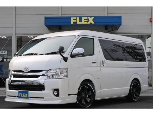 トヨタ 2.7 GL ロング ミドルルーフ FLEXオリジナル内装