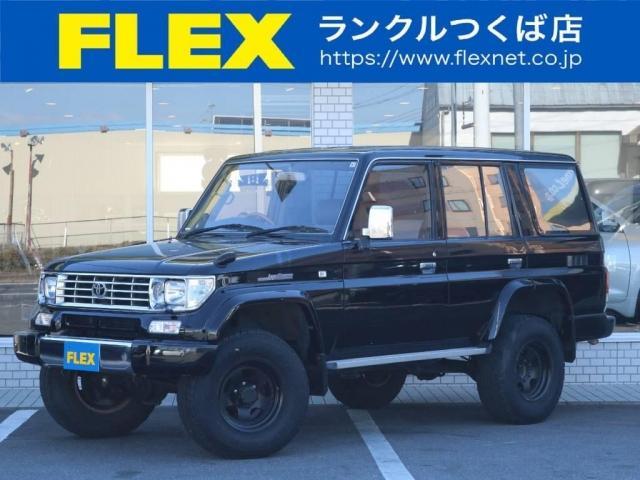 トヨタ 3.0 SXワイド ディーゼルターボ 4WD