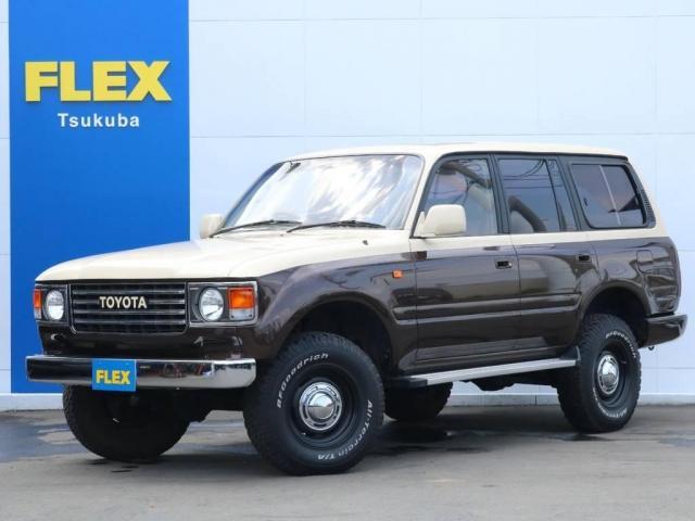 トヨタ 4.5 VXリミテッド 4WD 丸目