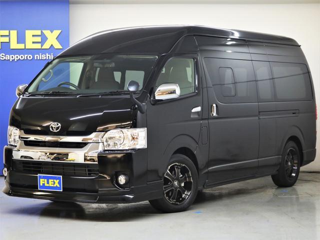 トヨタ スーパーロング FLEXバルベロアーバン ナビ ETC