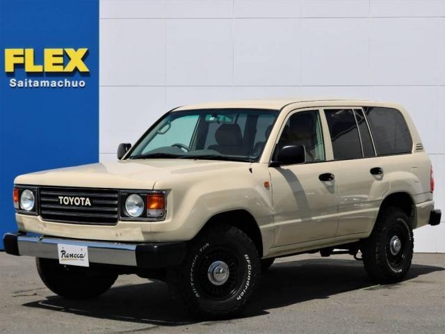 トヨタ 4.7 VXリミテッド Renoca106 丸目換装
