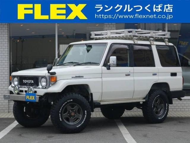 トヨタ 4.2 LX ディーゼル 4WD 5速MT KM3