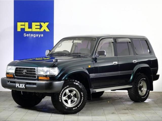 トヨタ 4.5 VX 4WD 5MTガソリン車