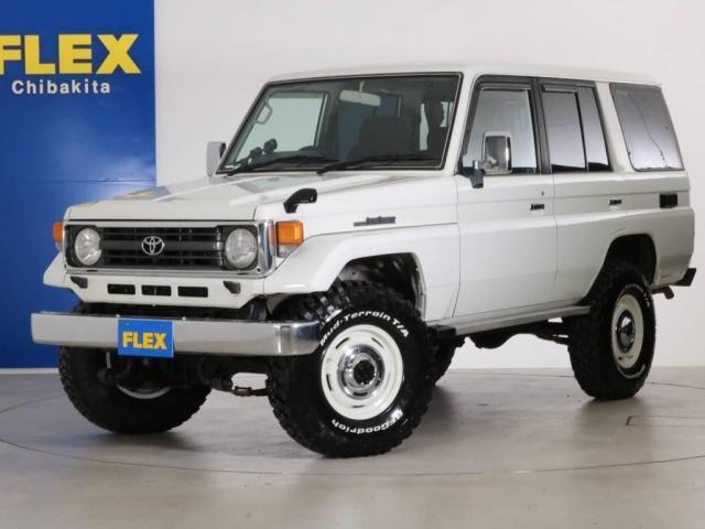 トヨタ 4.2 LX ディーゼル 4WD KOCターボ 4インチUP