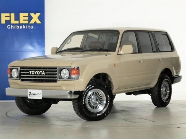 トヨタ 4.5 VXリミテッド 4WD 86 丸目 SDナビ