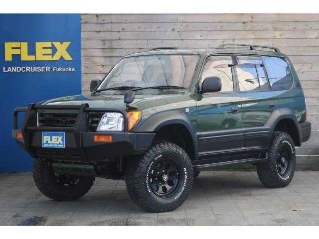 トヨタ TX 4WD ガソリン 8人乗り リフトUP サンルーフ