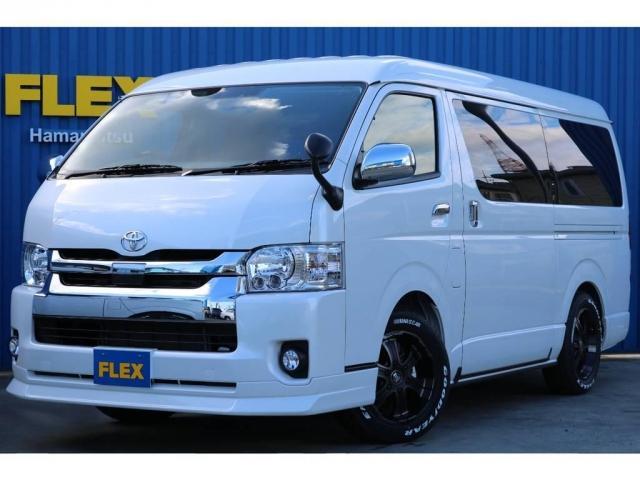 トヨタ 試乗車 フレックスオリジナル 内装架装車両Ver2