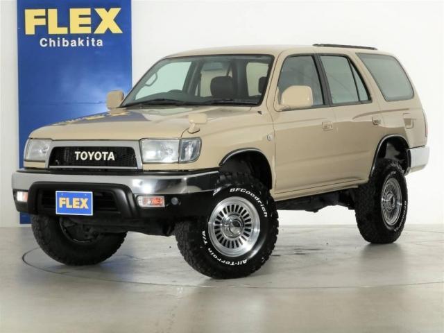 トヨタ 2.7 SSR-X Vセレクション 4WD US仕様 2イン