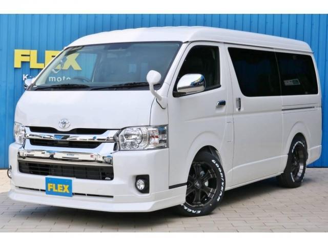 トヨタ 2.7 GL ミドルルーフ TSS付 New Ver1
