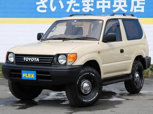 トヨタ 2.7 RX 4WD