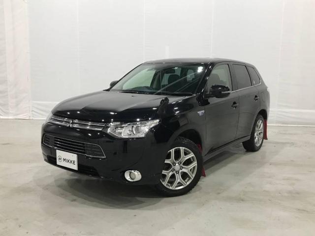三菱 G セイフティパッケージ 4WD ユーザー買取車