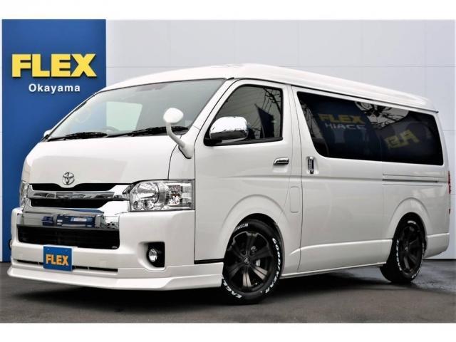 トヨタ 2.7 GL ロング ミドルルーフ FLEX アレンジVer