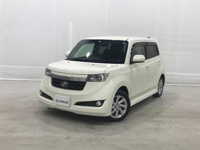 トヨタ 1.3 Z エアロGパッケージ 4WD