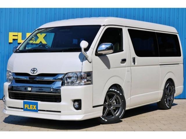 トヨタ 2.7 GL ロング TSS付 シートアレンジラウンジ5α