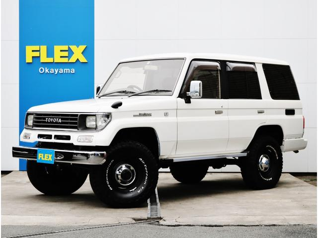 トヨタ 3.0 EXワイド ディーゼルターボ 4WD