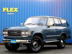 ランドクルーザー604.0 VX ハイルーフ 4WD フルオリジナル 角目四灯